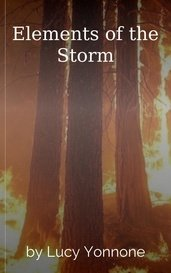 Elements of the Storm by Lucy Yonnone