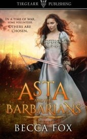 Asta and the Barbarians by Becca Fox