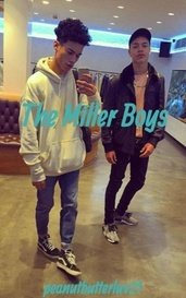 The Miller Boys by Symone