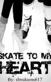 Skate to My Heart by Rachel Landy