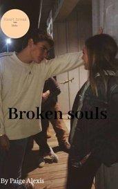 Broken souls  by Paige