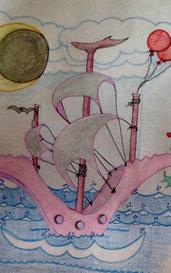 The mermaids  by Anne Moran