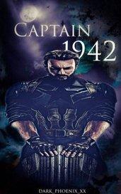 Captain 1942 by dark_phoenix__xx