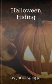 Halloween Hiding by janelspiegel