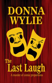 The Last Laugh - A murder of comic proportions by DWylie
