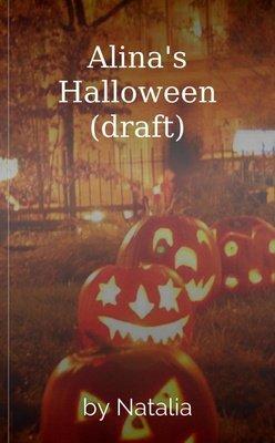 Alina's Halloween (draft) by Natalia