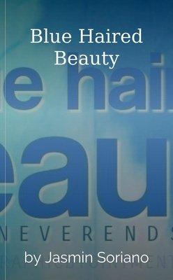 Blue Haired Beauty by Jasmin Soriano