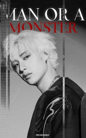 Man or a Monster | Bang Chan by MochiOrange