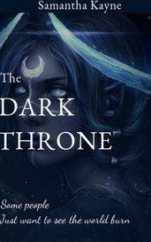 The Dark Throne by Samantha Kayne