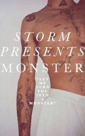 Monster by Storm_X0X0