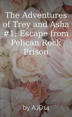 The Adventures of Trey and Asha #1; Escape from Pelican Rock Prison by AJD14