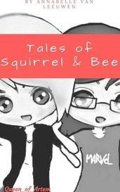 Tales of Squirrel & Bee by Queen_of_Artem