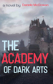The Academy of Dark Arts  by dariele112