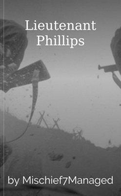 Lieutenant Phillips by Mischief7Managed
