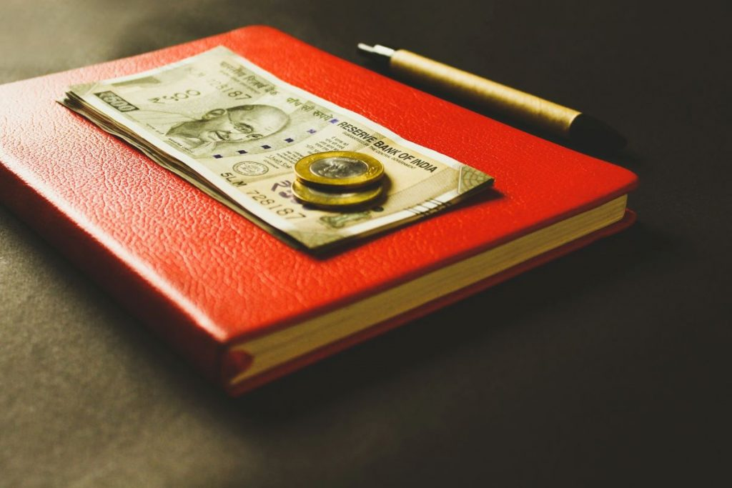 Controle as contas a pagar pessoais