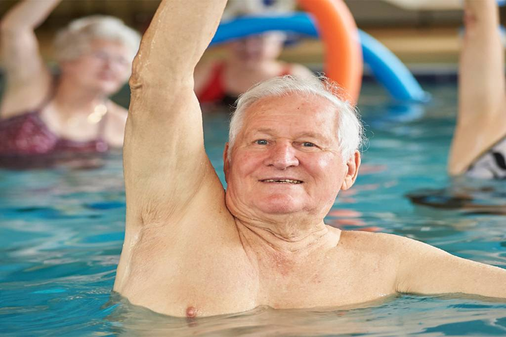 Benefits of Swimming for Seniors Rolling Green Village