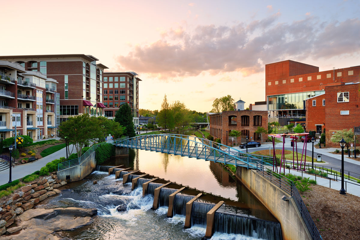 greenville south carolina downtown things to do