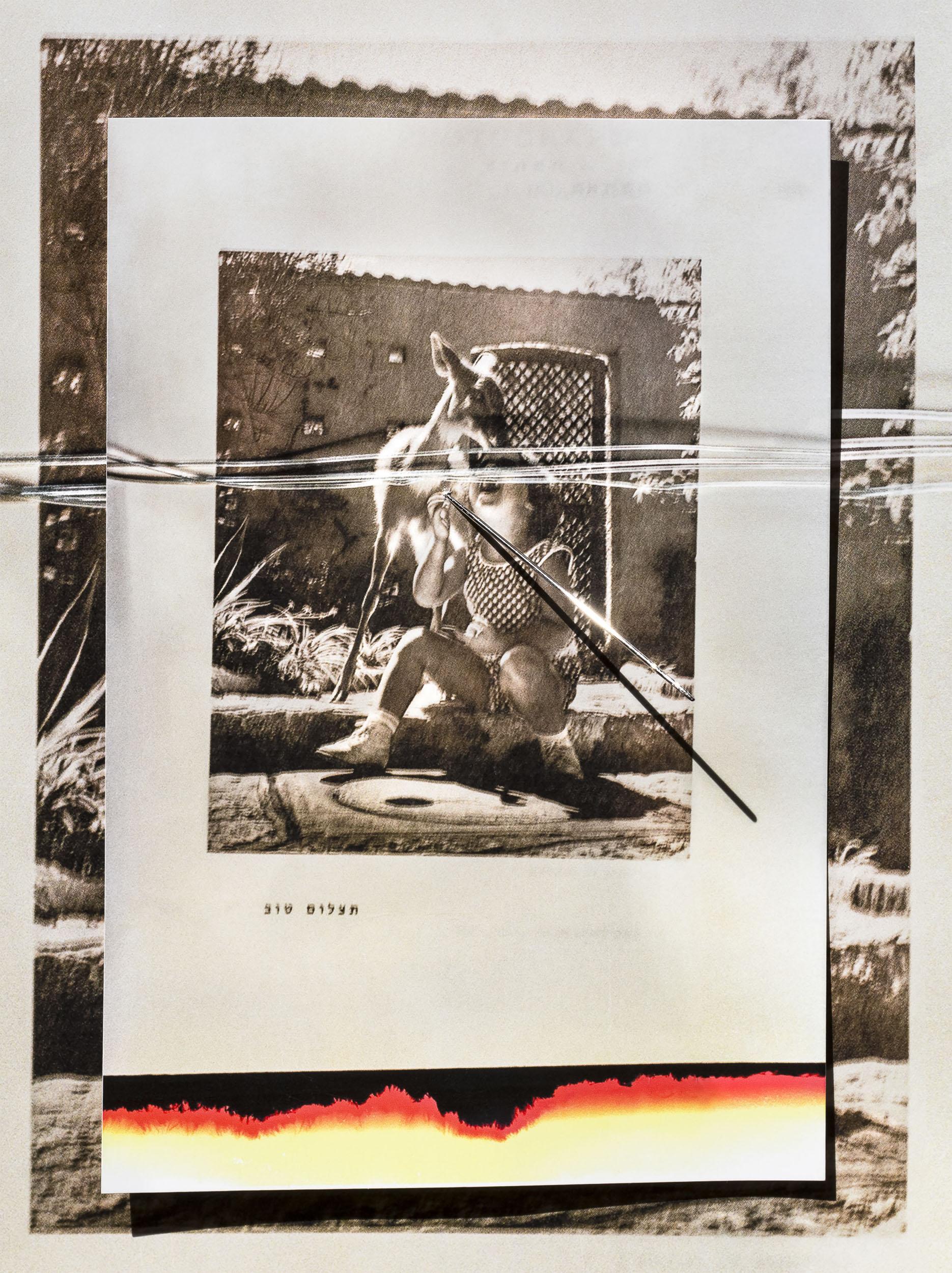 Bambi Girl (The Good Image), 27.5*20.4 inch, Archival Inkjet Print