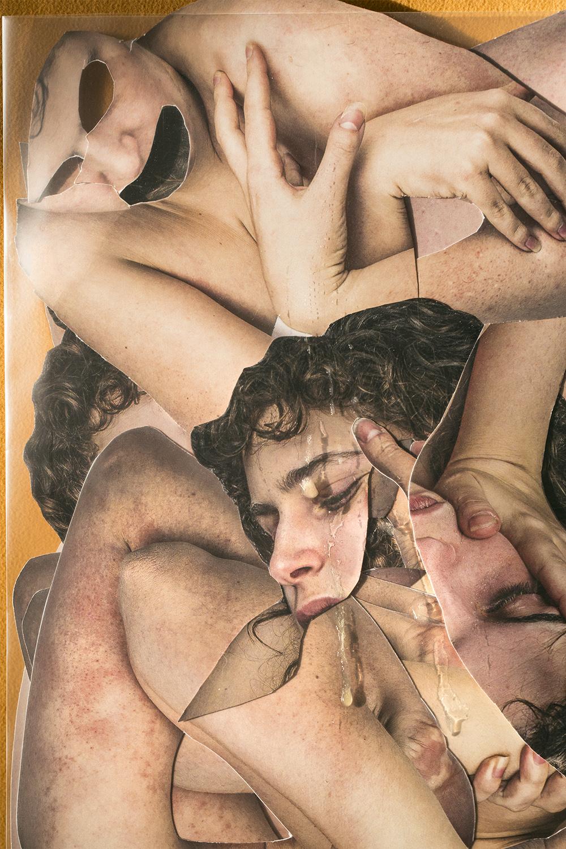 Fresco (II,) 33.7*22 inch, Archival Inkjet Print, 2018