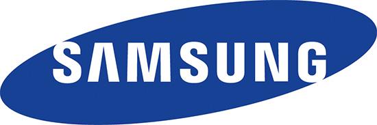 Logo of Samsung