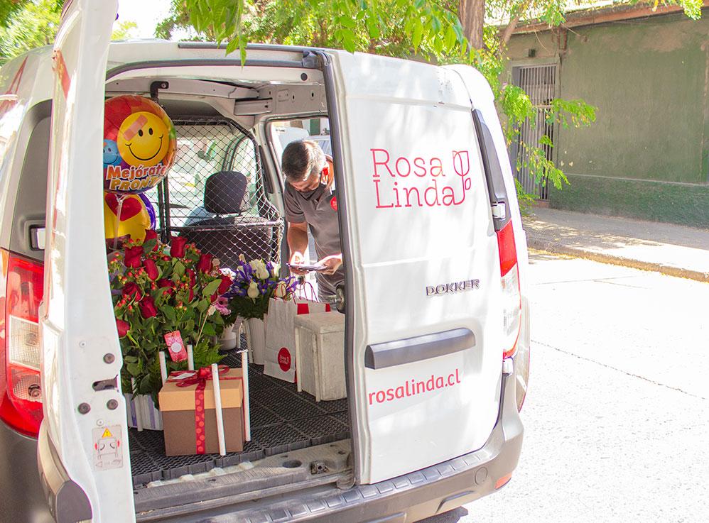Nuevo horario de atención y reparto de flores en fase 2 de Rosalinda