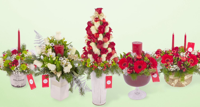 Arreglos florales para Navidad: dar vida a la celebración