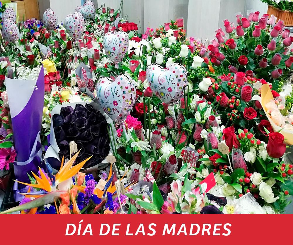 Día de las madres en Florería Rosalinda
