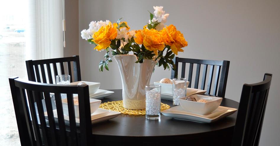 Beneficios de tener flores en el hogar