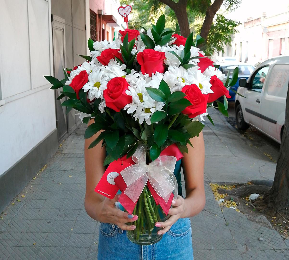 ¿Por qué enviar flores a domicilio?
