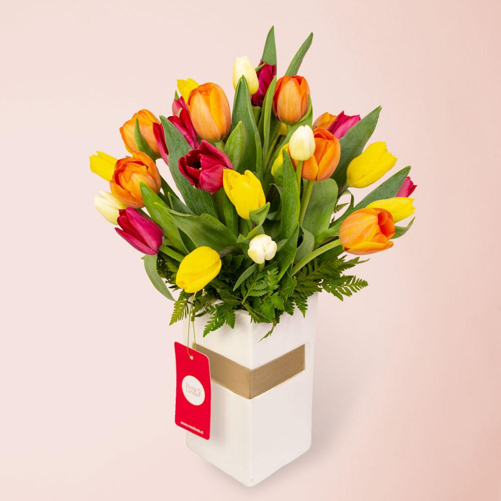 El tulipán: su historia y simbolismo