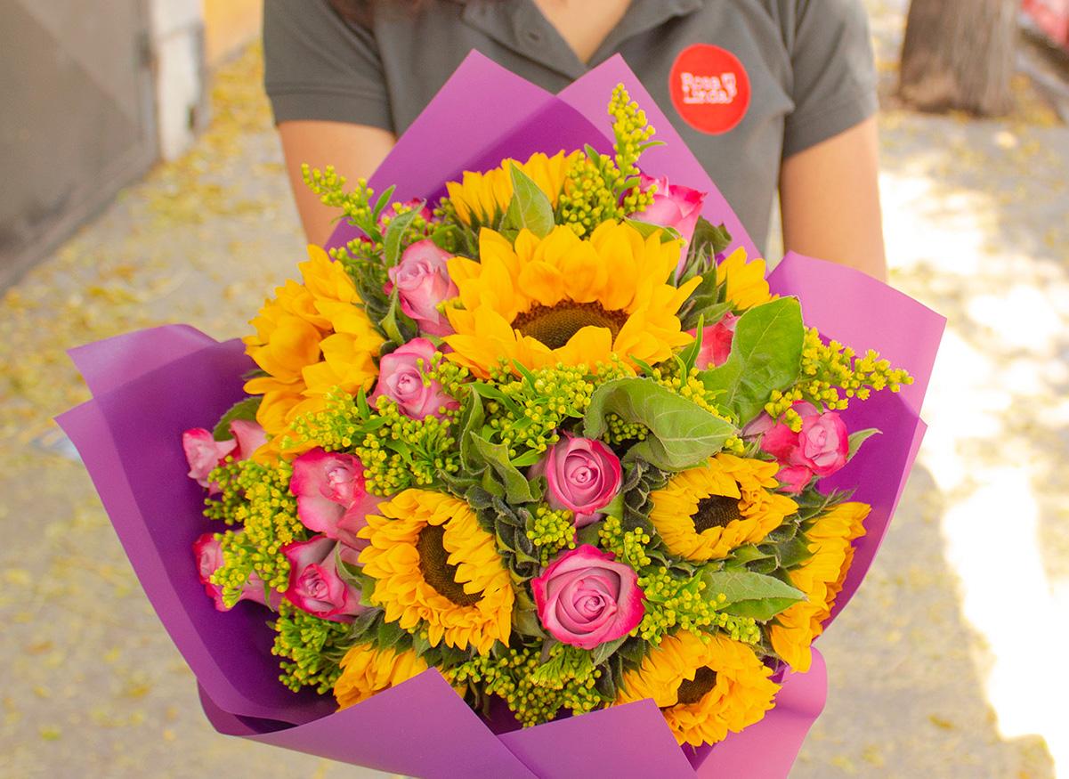 Cómo comprar flores a domicilio en Rosalinda: Guía de compra