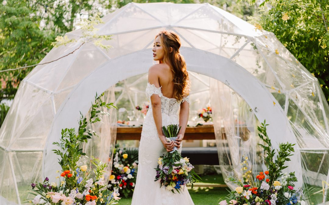 8 Stunning Visuals and Tips To Plan A Garden Wedding In Singapore PART 1