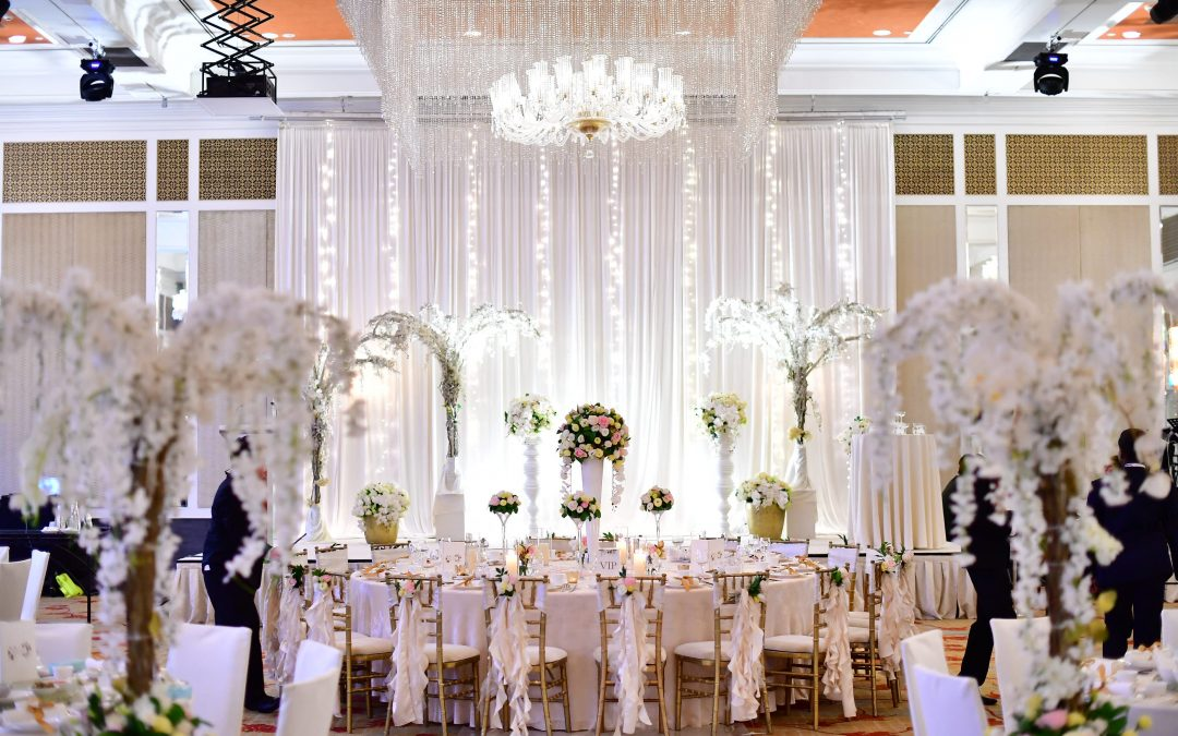 Wedding Theme Color Inspiration : White