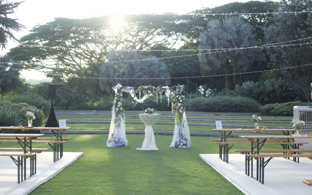 Wedding Venue of the Week: Hort Park