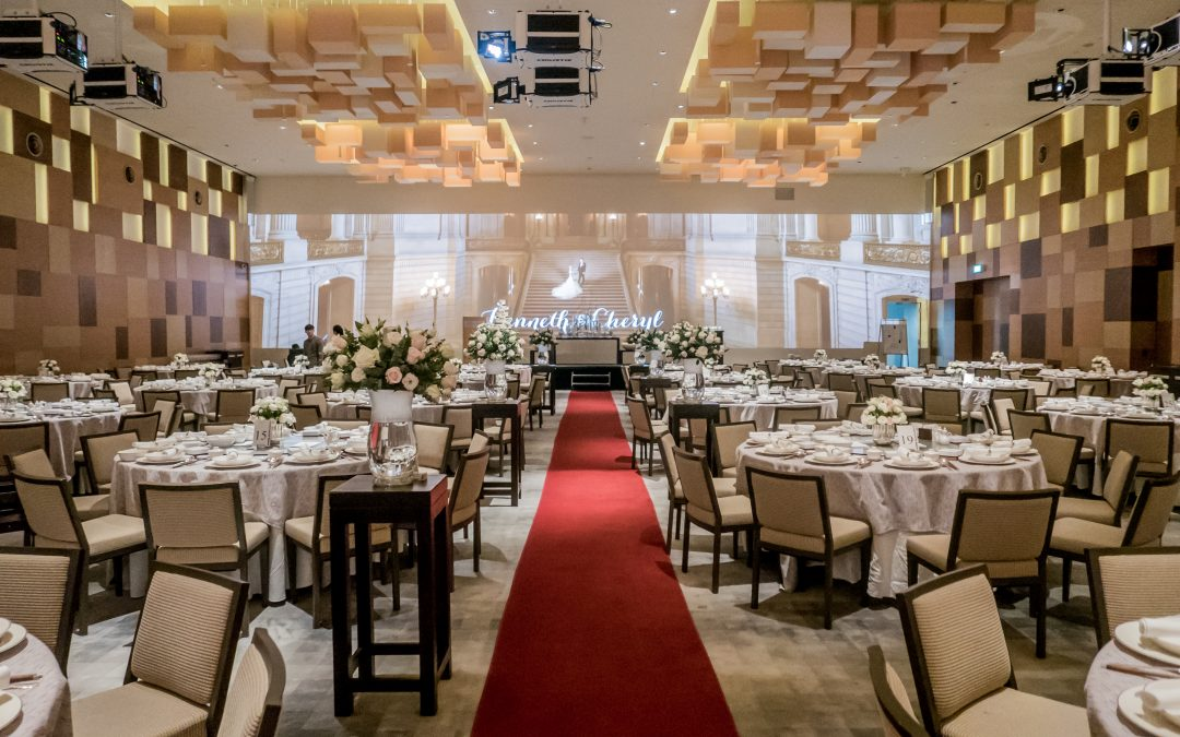 Wedding Venue of the Week: Grand Hyatt