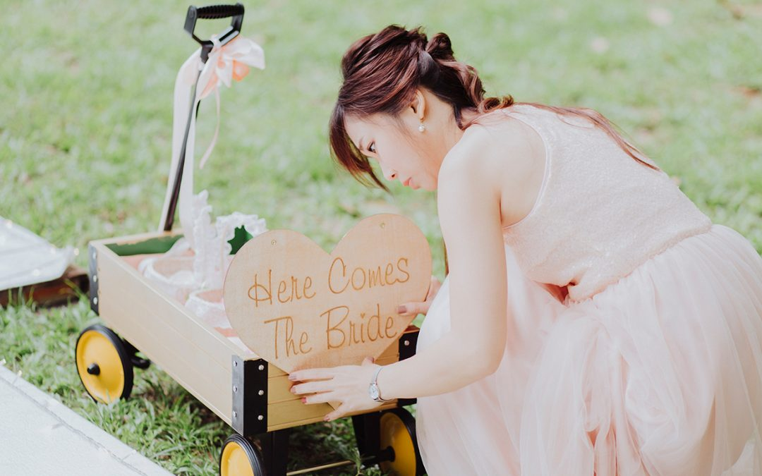 Raging Hot Wedding Trends That Singapore Brides Need To Know About