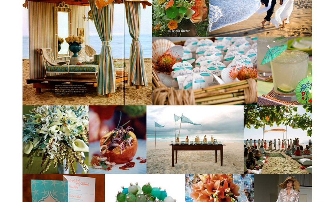 He says: Diary and Design Inspiration Boards!