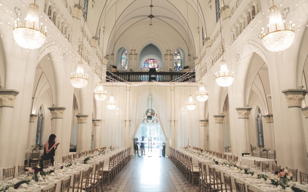 Wedding Venue of the Week: CHIJMES