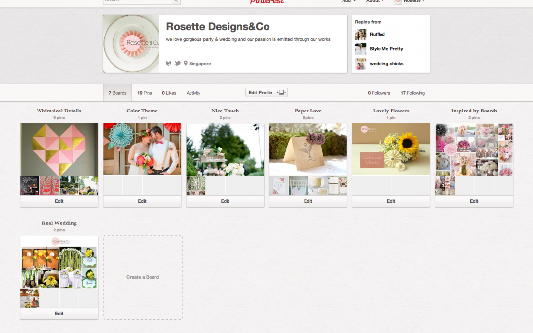 We (Still) Love Pinterest!