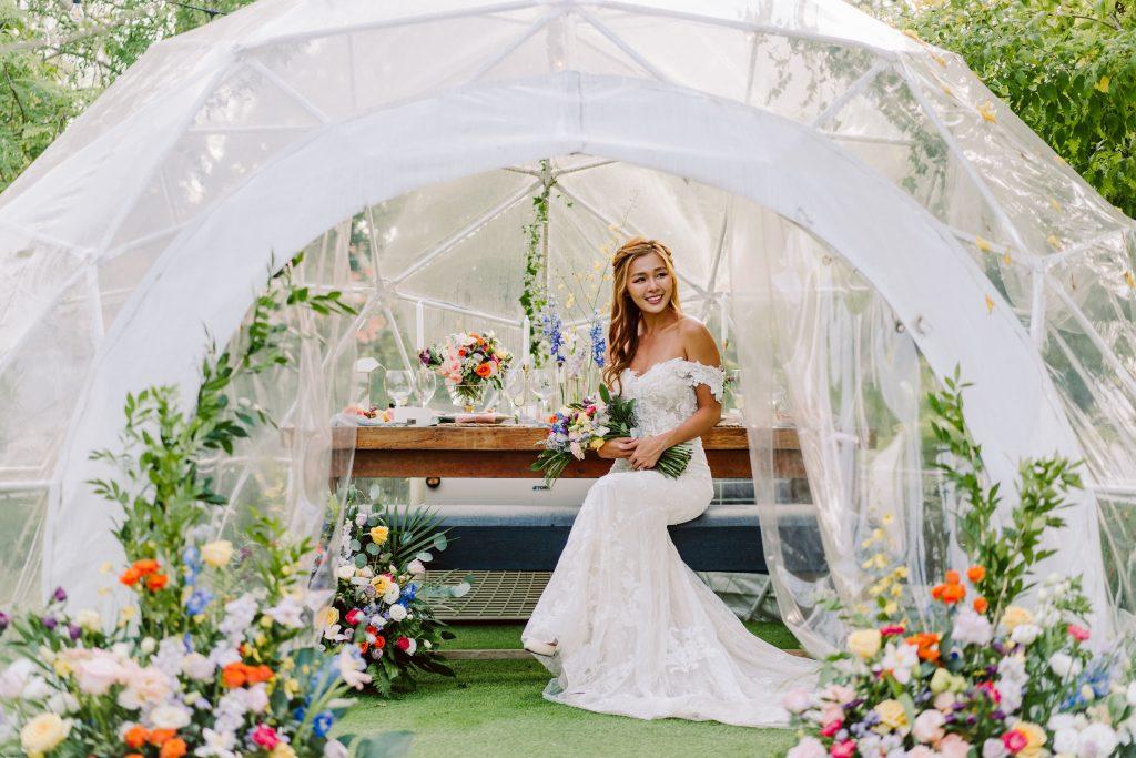 garden wedding Singapore