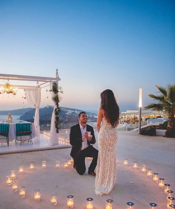 Top 8 places to pop the question