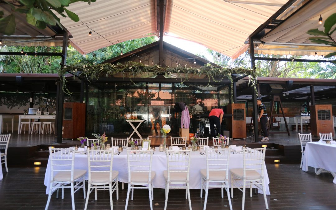 Wedding Venue of the Week: Restaurants