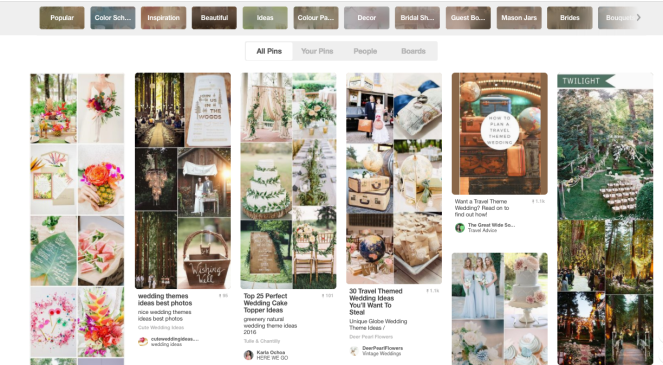7 Steps to Choose Your Wedding Theme
