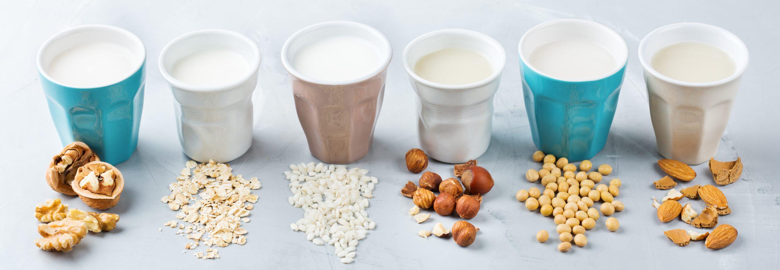 Какое молоко лучше для нас и для планеты