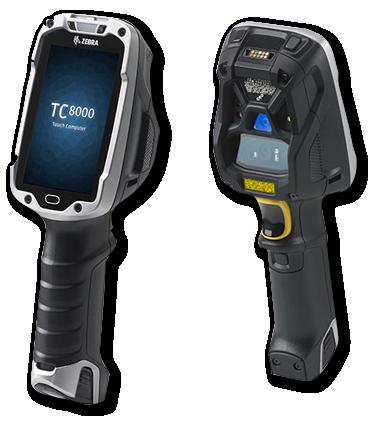 Route Optimization & Rapid Label Scanning on a Zebra TC8000