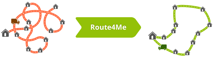 Go from confusing routes to optimized routes