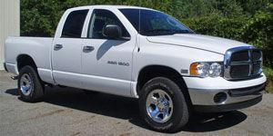 2003 dodge ram 1500 repair service and