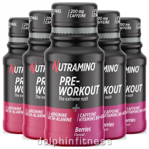 nutramino pre workout review