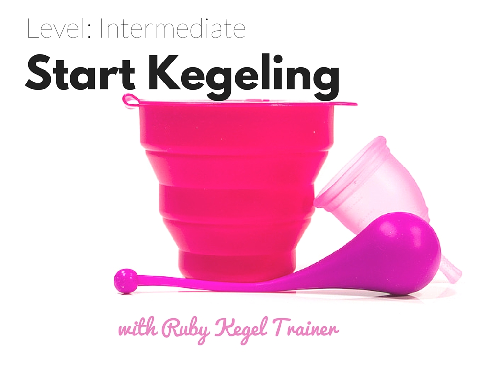 Effective Kegel Exercises – A Full Workout Plan by Ruby Cup