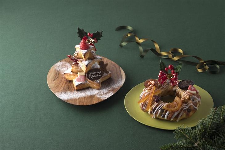 シェラトン・グランデ・トーキョーベイ・ホテル 『クリスマス スイーツ&ベーカリー』